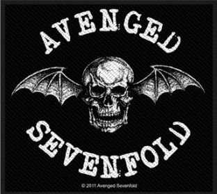 Avenged Sevenfold Patches